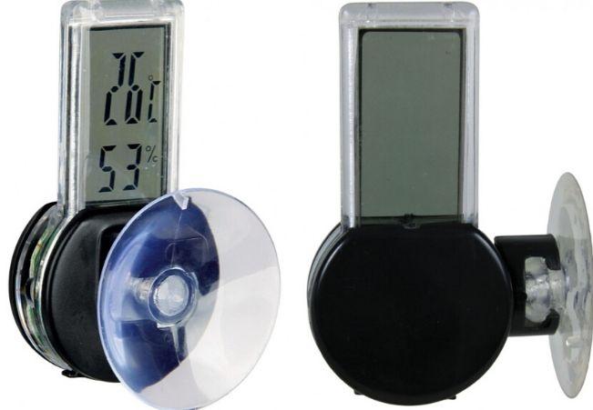 термометр и гидрометр
